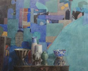 Annie Williams, 'Still Life with a Small Spanish Bowl'