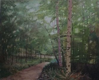 Annie Williams, 'Horsley Wood'