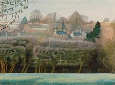 John Cahill, Winter cottages