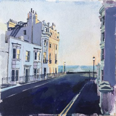 Camilla Dowse, 'Chichester Place (study)'
