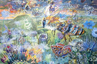 Caroline Kent, 'Ancient Wisdom'