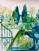 Elizabeth McCarten, 'The Boboli Gardens'