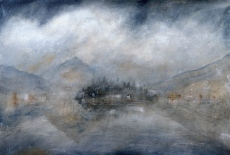 Gary Groucutt, Grasmere and Helm Crag'