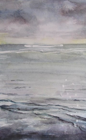 Irene Lafferty, 'Early Morning Seascape'