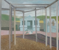 Wendy Jacob, Winter Vegetable Garden - £750