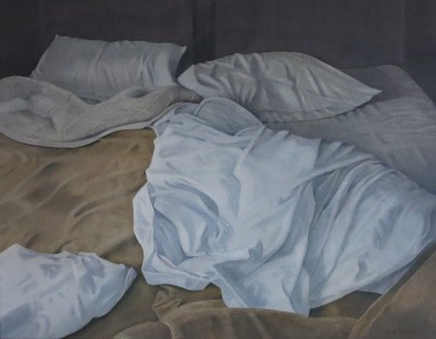 Lillias August, 'Unmade Beds II'