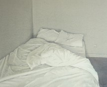 Lillias August, 'Empty Bed I'