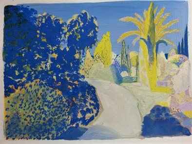 Martin Spanyol, 'Exotic Garden'