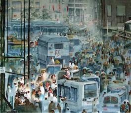 Robin Storey, 'Dhaka'