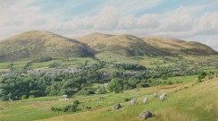 Roger Allen, 'Sedbergh and the Howgills'
