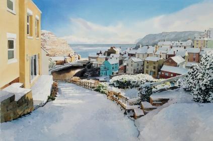 Matthew Phinn, Ebbing Snow