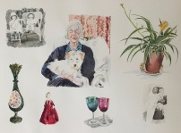 Sally Lawson, 'Portrait of Artist's Mother'