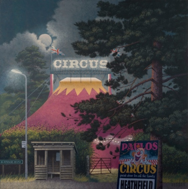 Graham Sendall, The Big Top