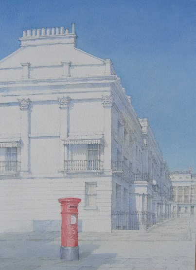 Dennis Roxby Bott, Sussex Square, Brighton