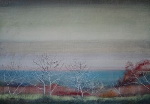 Thomas Lamb, Tree Branches by the Sea