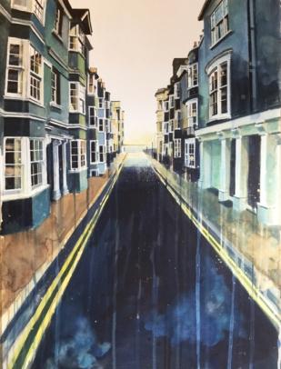Camilla Dowse, Charles Street Brighton II