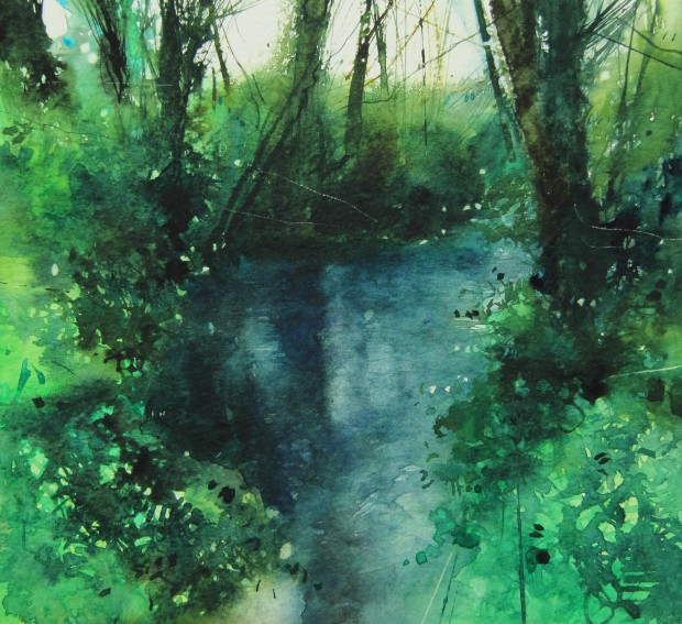 David Parfitt RI, River Greens