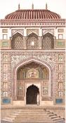 Varsha Bhatia, 'Entrance, Ganesh Pol, Amber Fort, Rajasthan', £800
