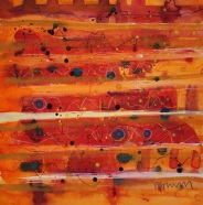 Susan Brown, 'Heated Earth', £3,500