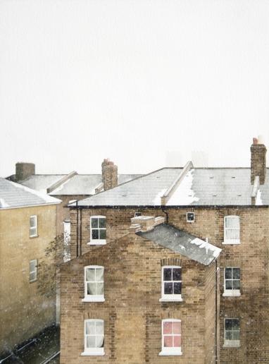 Adrian Coleman, 'Rear Window', £1,400