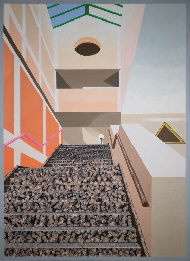 Parker Brian, 'The Clore Gallery - Tate Britain #3', £1500