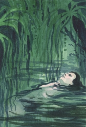Eleanor Taylor, 'Surfacing', £500